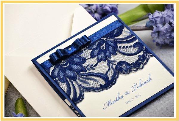 подают аутентичные открытки в синем цвете своими руками способ