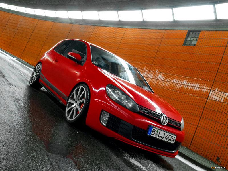 MTM Volkswagen Golf GTI R (Typ 5K)