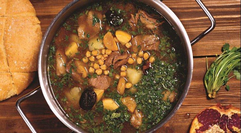 Бозбаш армянский рецепт с фото