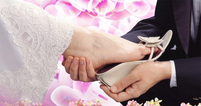 Кража туфельки на свадьбе сценарий