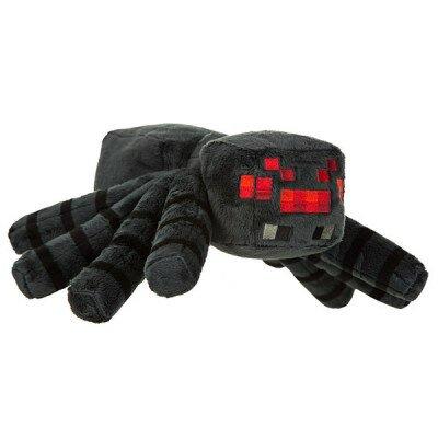 Большая плюшевая игрушка Паук из игры Майнкрафт