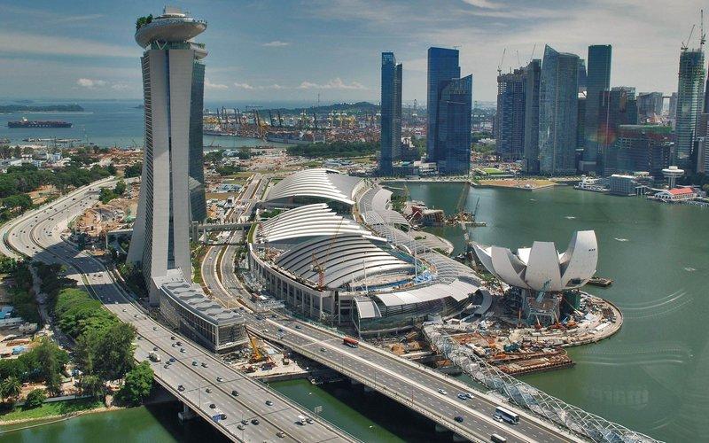 Топ самых больших аэропортов мира