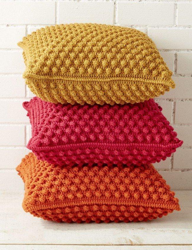 Декоративные подушки своими руками мастер класс схемы фото 870