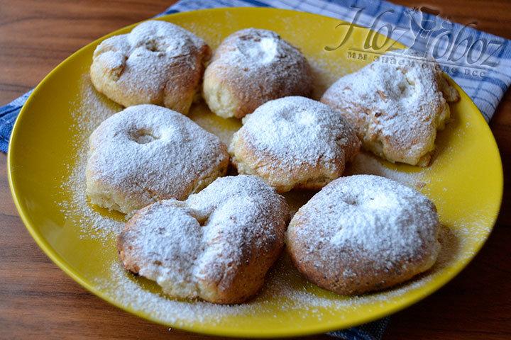 пончики с картошкой рецепт с фото