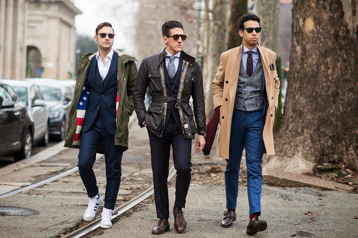 Скрап, картинки мужская одежда