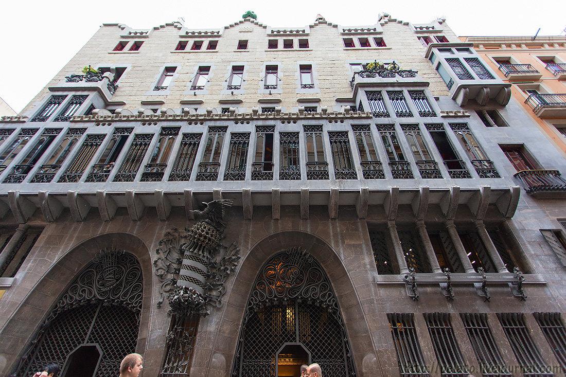 дворец гуэля барселона фото пальто представлены коротком