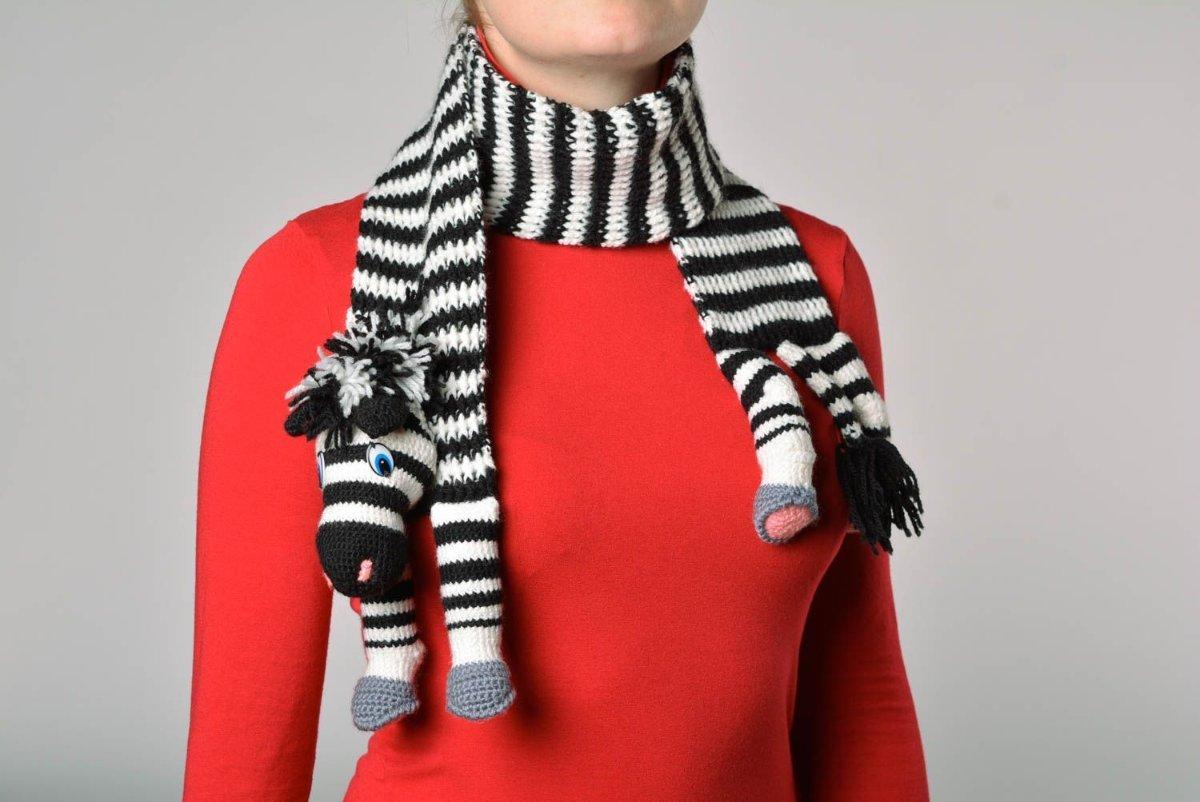 Прикольные шарфы картинки, своими