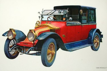 старинные машины для 1 класса
