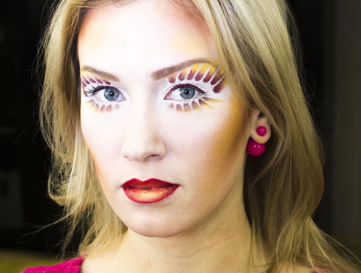 оговориться, что техники в макияже фото различные варианты для