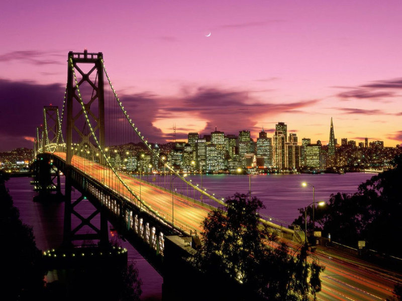 Обои для рабочего стола - Архитектура - Сан-Франциско | Галерея ... Сан-Франциско