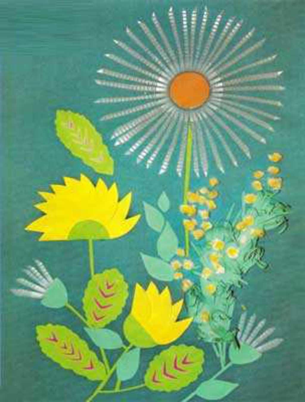 Как сделать открытку на тему весна, картинки