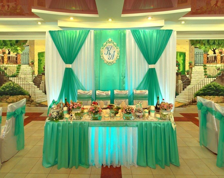 Варианты оформления свадебного зала фото