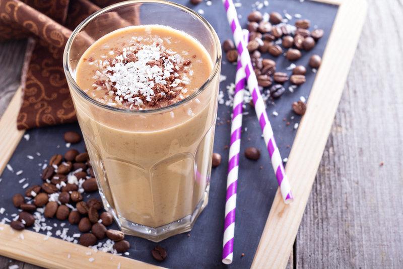 Шоколадные коктейли рецепты фото