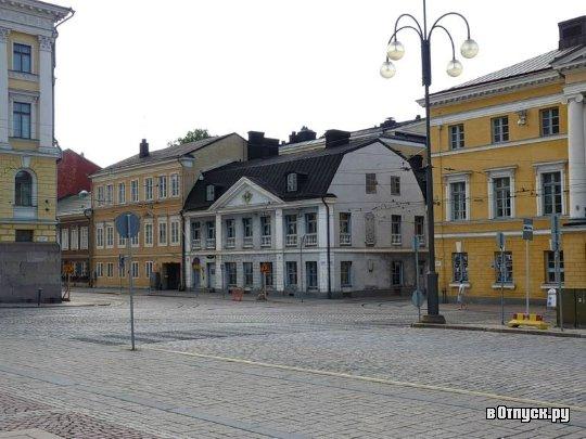 достопримечательности финляндия фото и описание