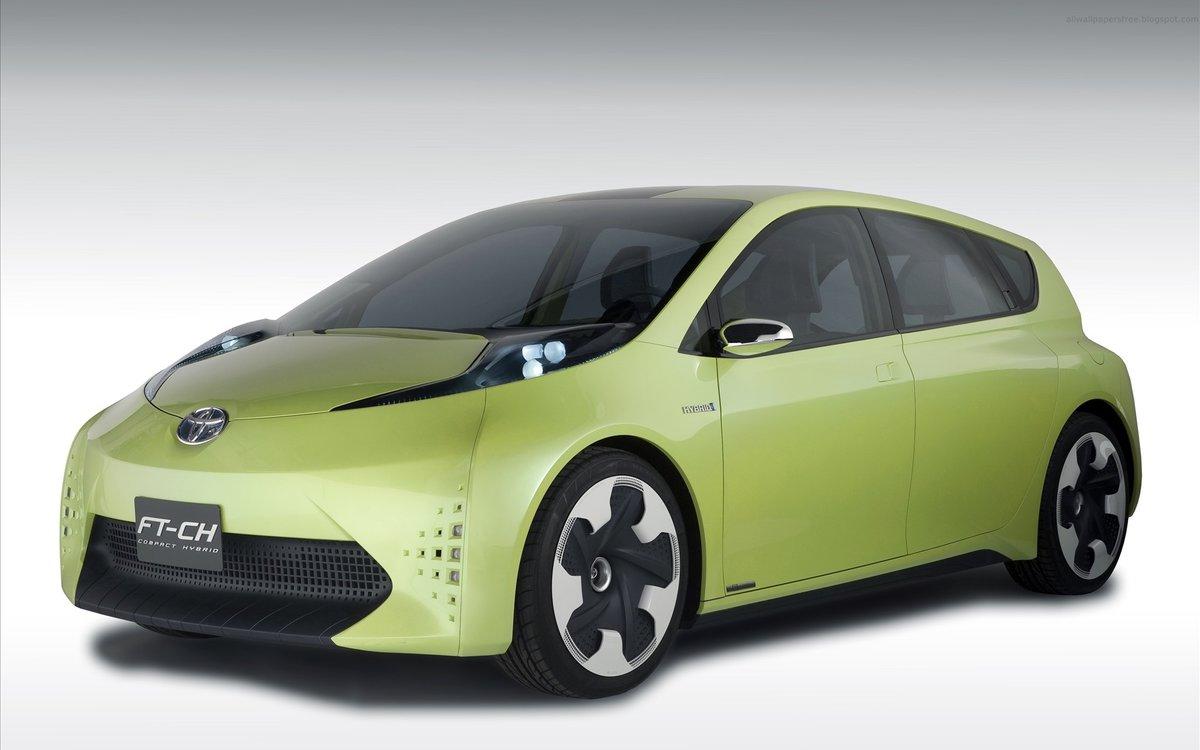 toyota prius hybrid car marketing plan