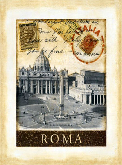 Стоимость марки на открытку в италию