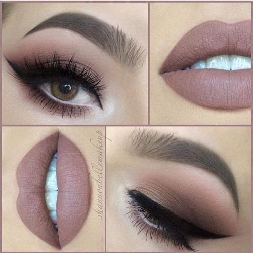 Makeup tips for eyes and lips