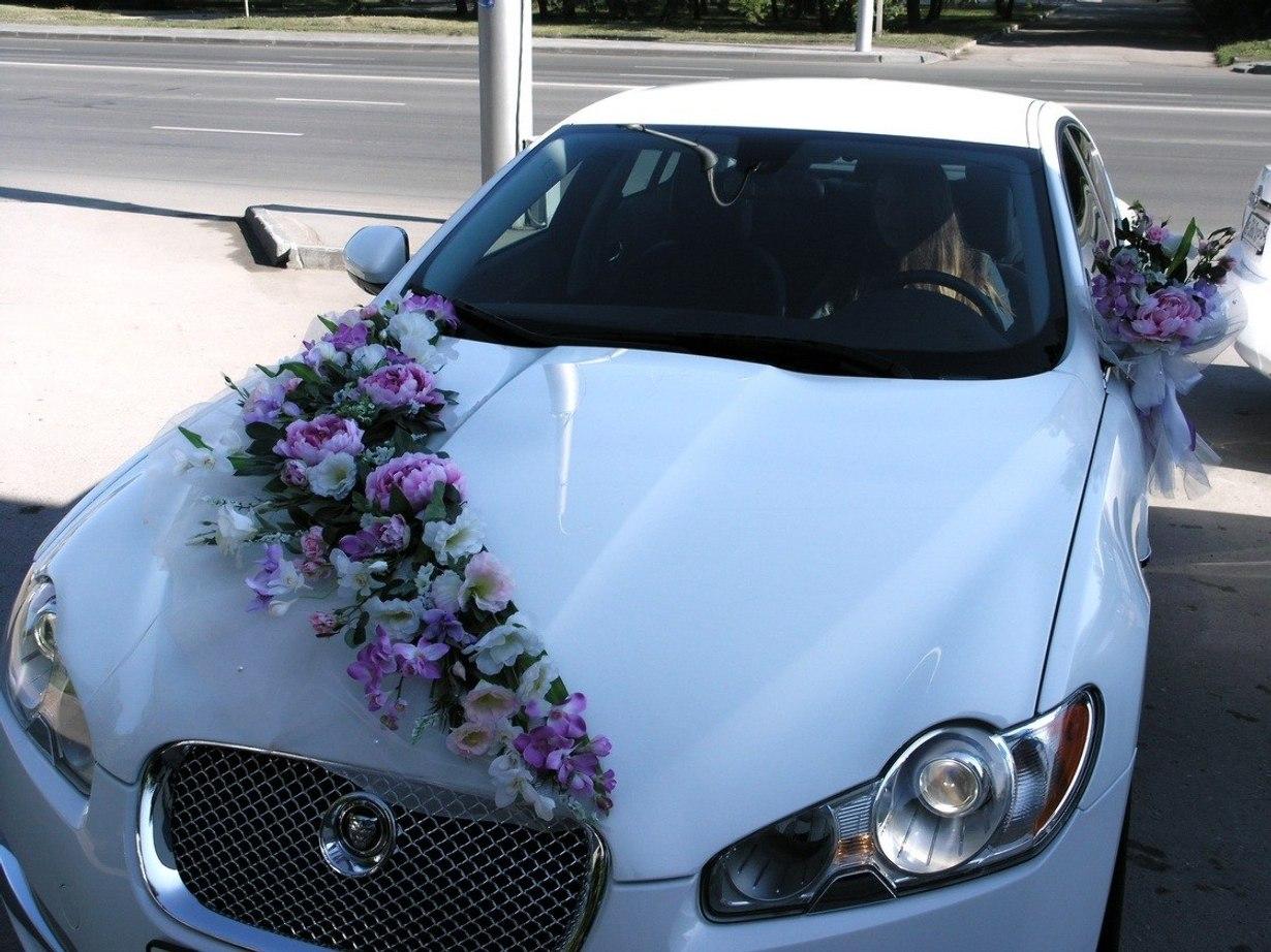 Украшения из цветов на свадебную машину своими руками мастер класс