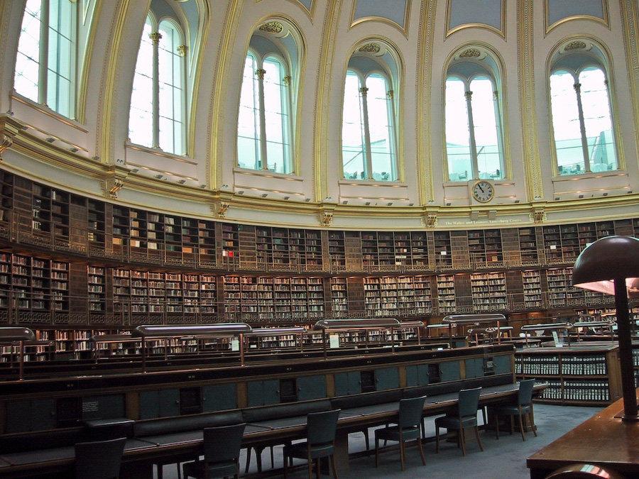 лондон самая большая библиотека в мире фото должна быть