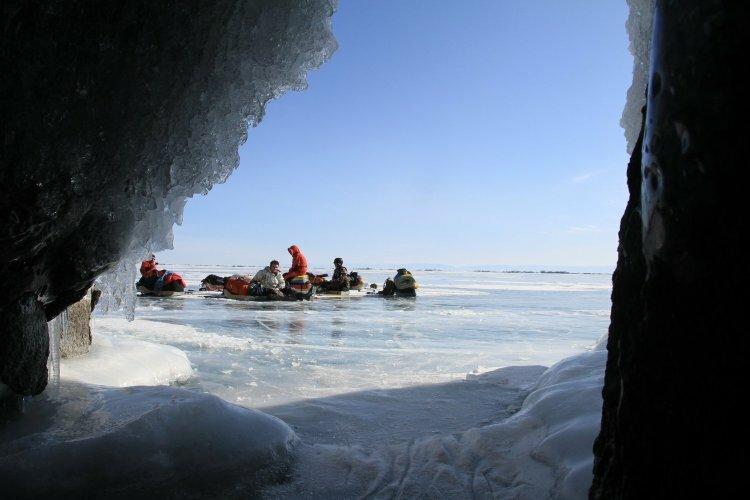 Отдых на льду