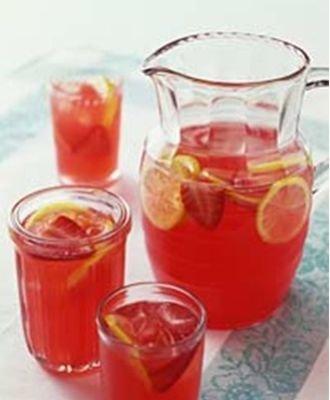 безалкогольные коктейли лимонады рецепты с фото