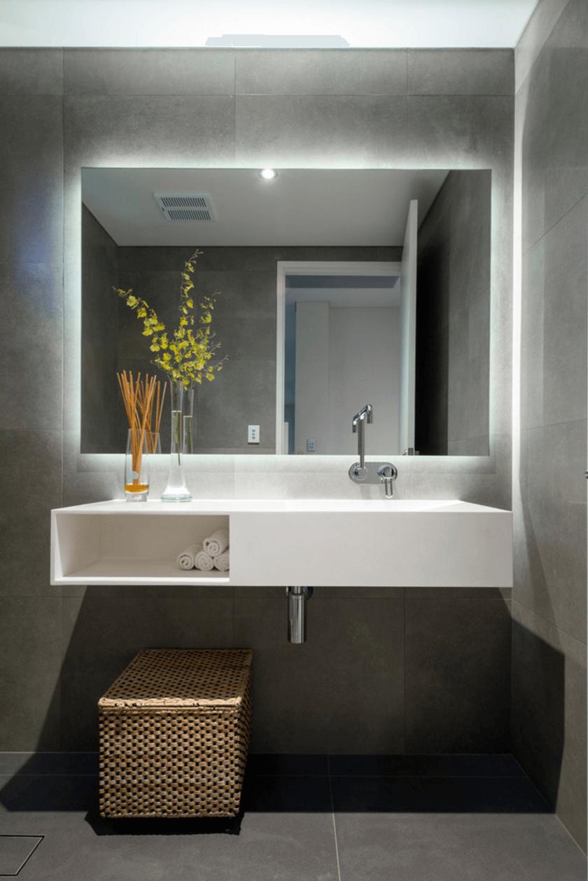 Фотки интимной обстановки в ванной — 15