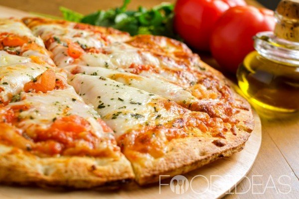 Пицца мягким тестом рецепт фото