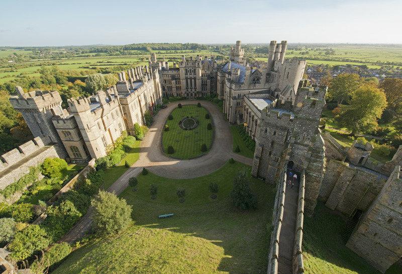 Замки англии фото с названиями и историей