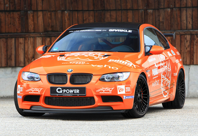 2013 BMW M3 GTS G-Power SK II Sporty Drive CS