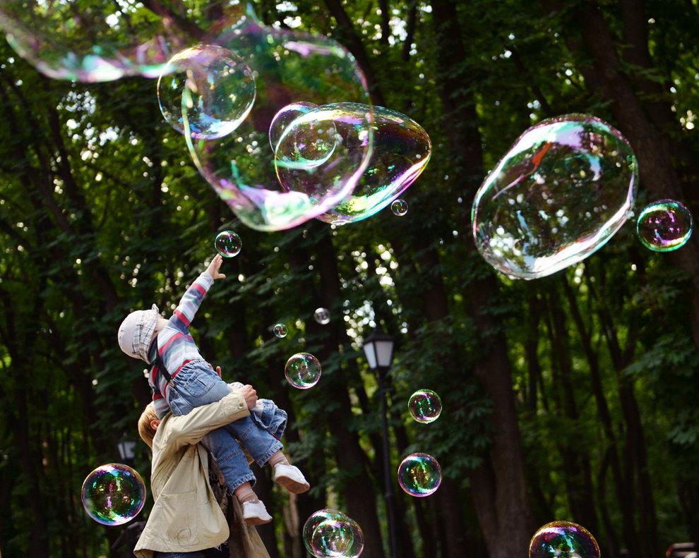 Смешные картинки о пузырях