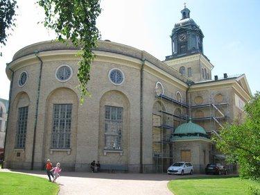 Кафедральный собор Гётеборга