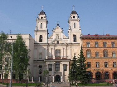 минский кафедральный костел