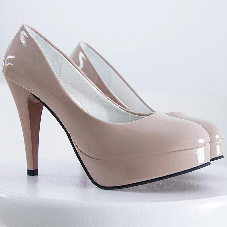 903512b5ebda ... обуви весна пятки Picture from Huang Yi s Fashion Store about New Brand  Fashion High Heels Women