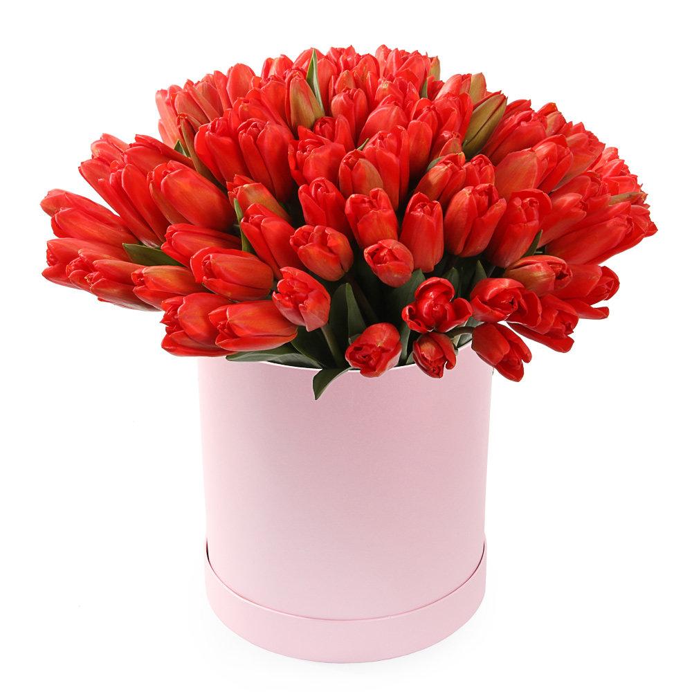 Букет тюльпанов сколько стоит