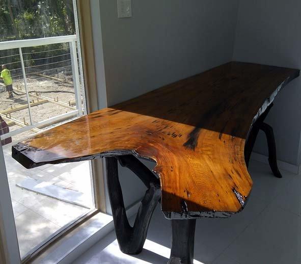 как отреставрировать деревянную скамейку статью