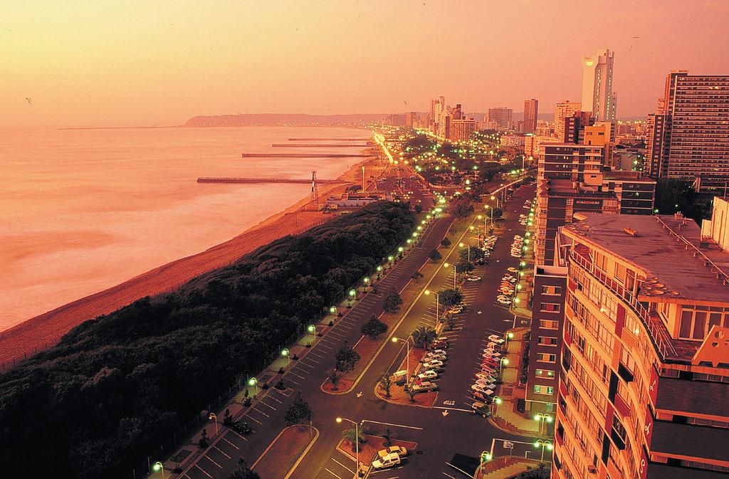 Африканские города фото