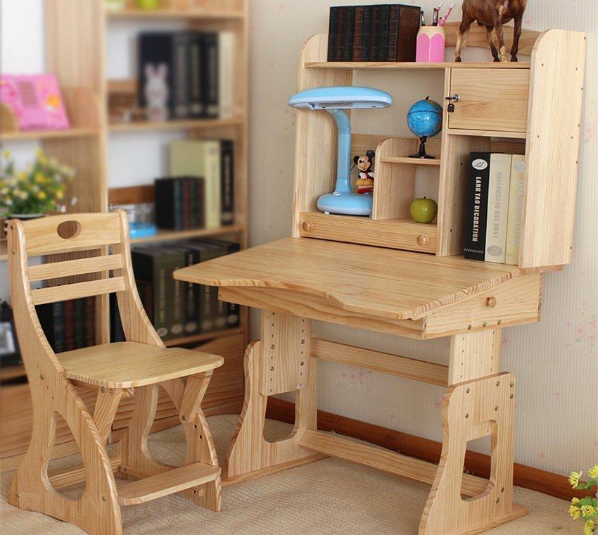 Детская мебель своими руками: деревянный столик rmnt.ru детс.