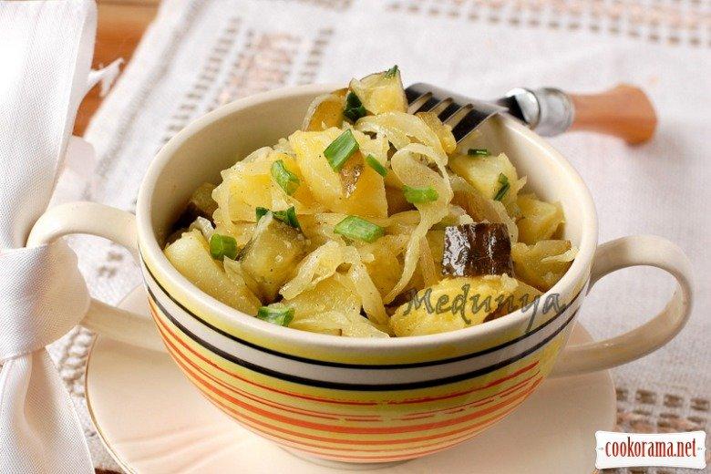 Как приготовить картофельный салат