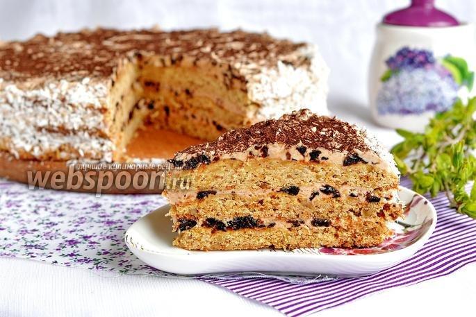 Рецепты песочных тортов в домашних условиях с фото