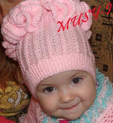 62a3ed12a027 48 карточек в коллекции «Вязаные детские шапки» пользователя Kod в ...