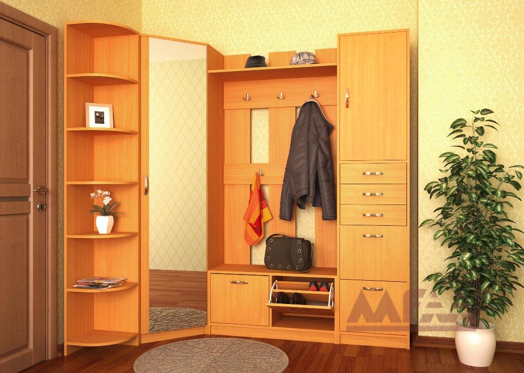 Ваша прихожая - самостоятельная комната, способная произвест.