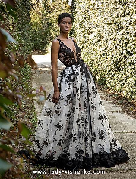 ce1e76c4038 ... Если вы не готовы надеть черное свадебное платье