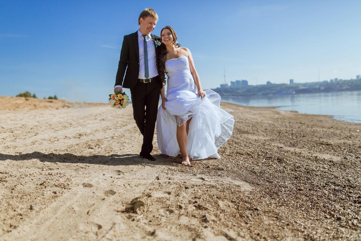 Свадьба молодожены картинки