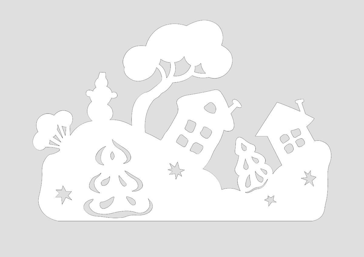 картинки на окна для нового года в-третьих, самое главное