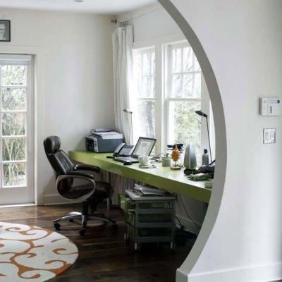 Маленький домашний кабинет –