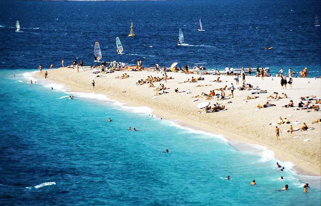 можете пляж золотой рог в хорватии фото которое дарси показывает