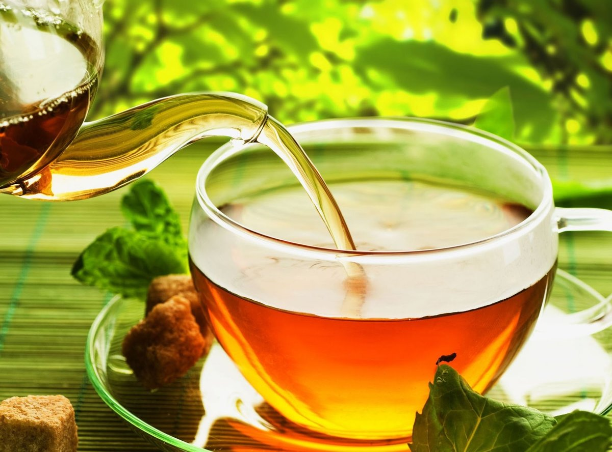 О пользе и вреде зелёного чая для женщин