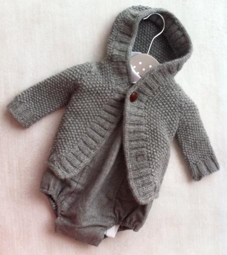 вязанные вещи для новорожденных для фото