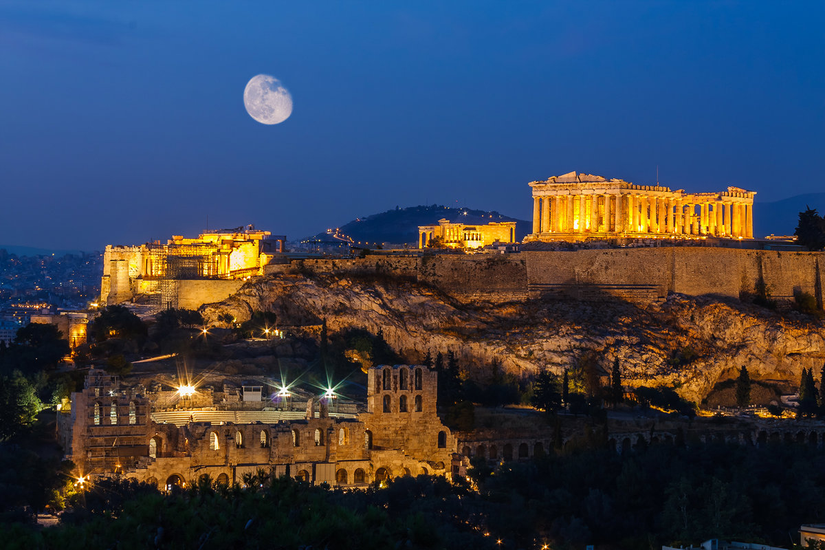 математика, красивые места в греции фото с названиями и описанием наверное, такая