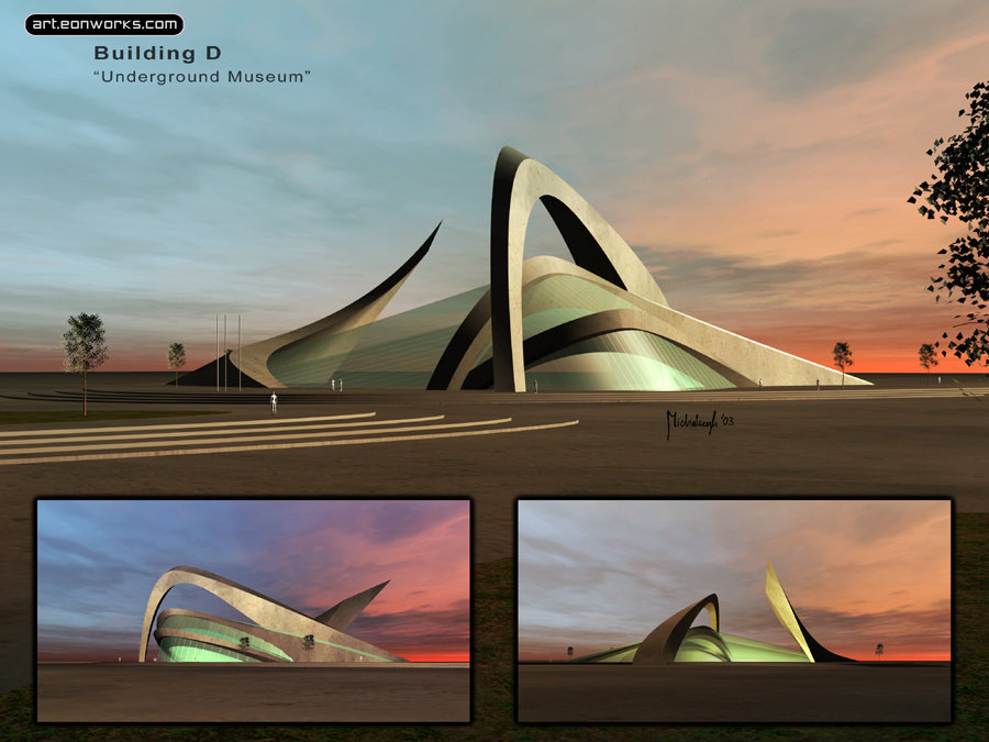 Best architectural installations images concept